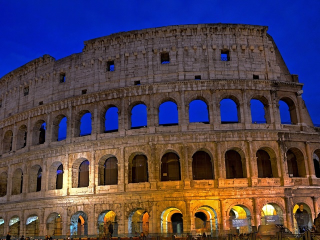 Wycieczka do Włoch - Rzym